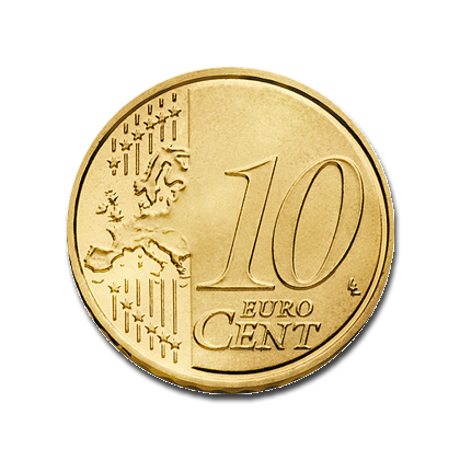 10 cents